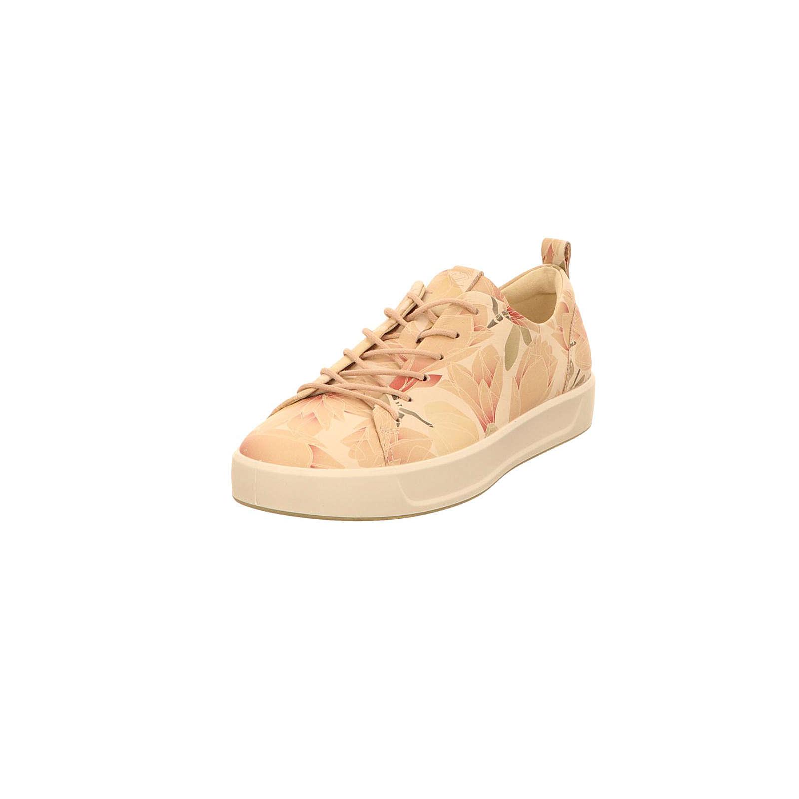 ecco Sneakers rose rosa Damen Gr. 40