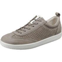 ecco Soft 1 White Droid Sneakers Low beige Damen Gr. 40