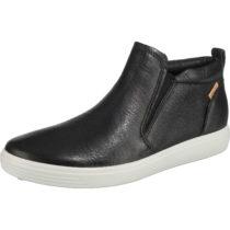 ECCO SOFT 7 LADIES Sneakers High schwarz Damen Gr. 36