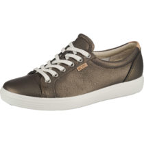 ECCO SOFT 7 LADIES Sneakers Low gold Damen Gr. 36