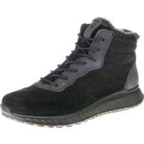 ecco ST.1 Sneakers High schwarz Damen Gr. 36
