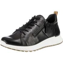 ecco ST.1 Sneakers Low schwarz Damen Gr. 38