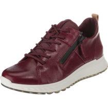 ecco ST.1 Sneakers Low weinrot Damen Gr. 37