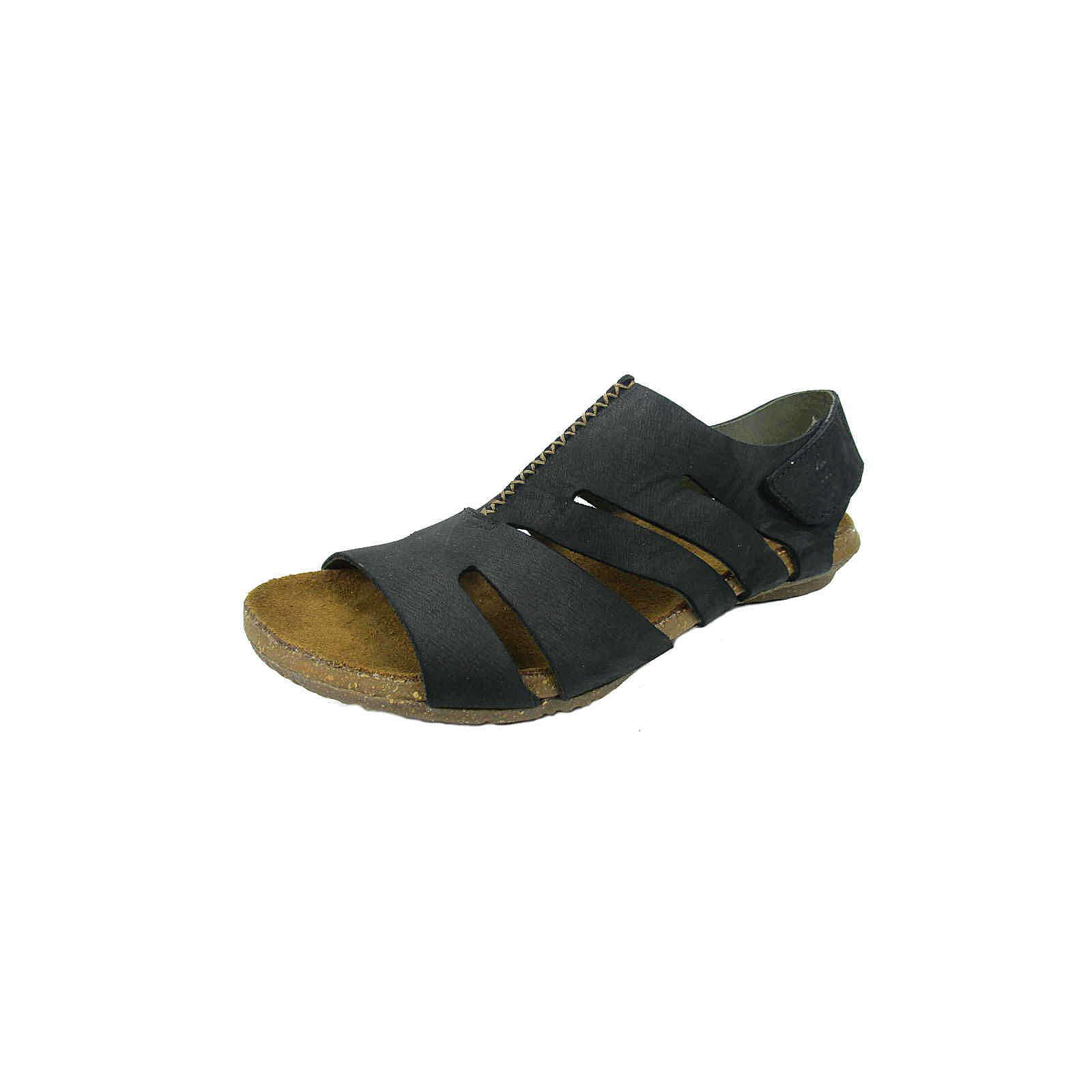 EL NATURALISTA Klassische Sandaletten schwarz Damen Gr. 40