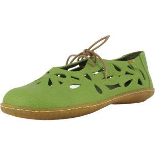 EL NATURALISTA Komfort-Ballerinas grün Damen Gr. 37