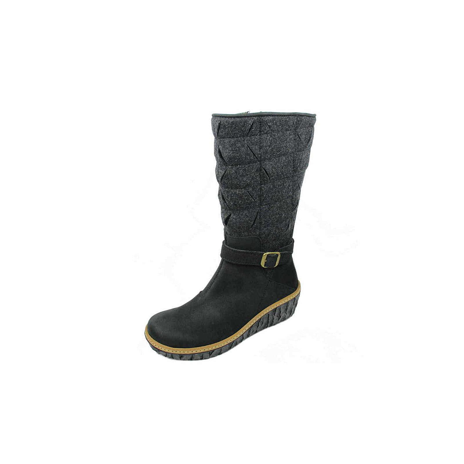 EL NATURALISTA Stiefel schwarz schwarz Damen Gr. 36