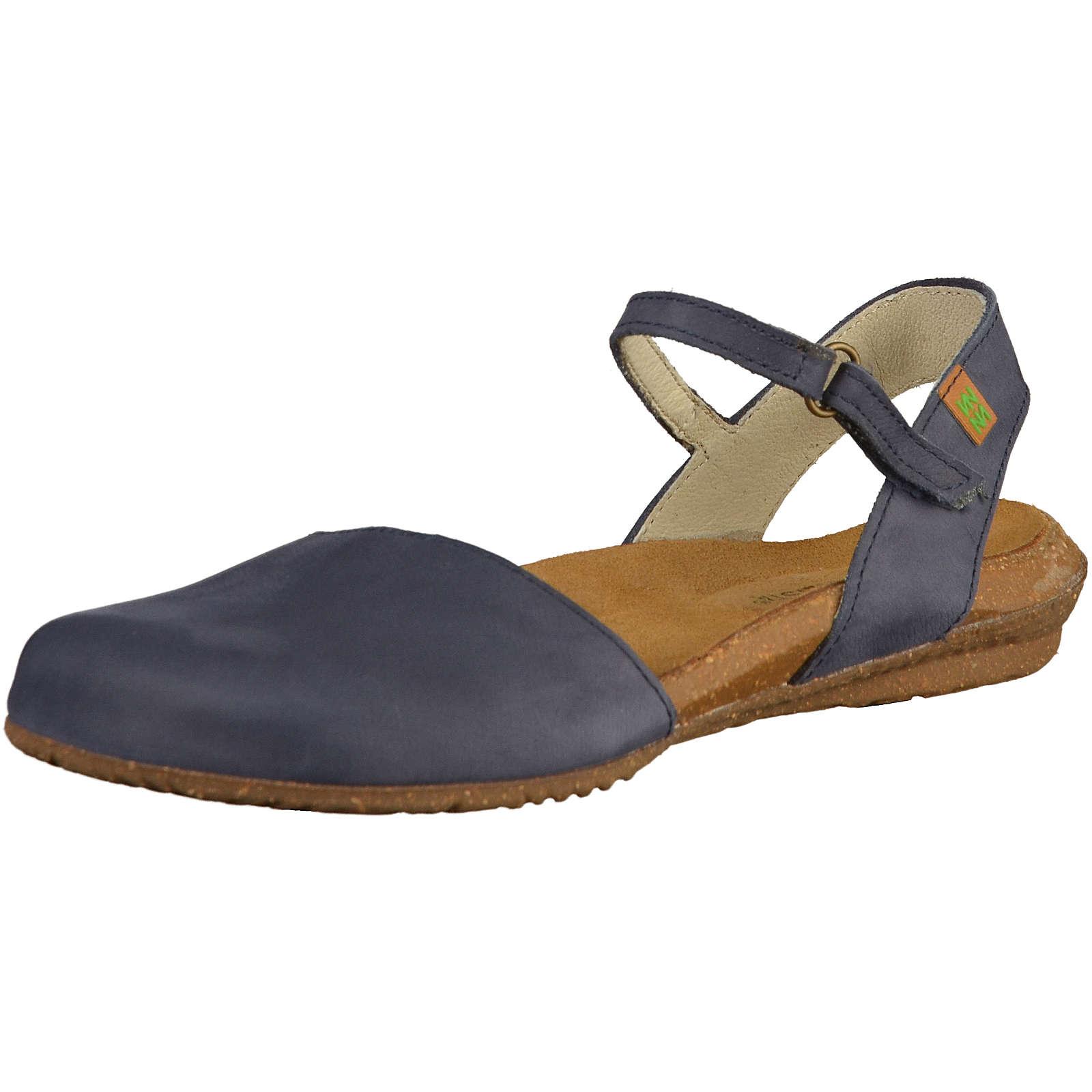 EL NATURALISTA WAKATAUA Klassische Sandalen dunkelblau Damen Gr. 37