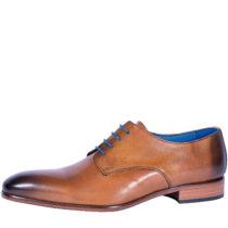 Elsa Coloured Shoes Mr. Fiarucci Oscar Business Schuhe braun-kombi Herren Gr. 39
