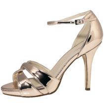 Elsa Coloured Shoes Rainbow Club Brautschuhe Cate rose-gold Riemchensandaletten rosegold Damen Gr. 38