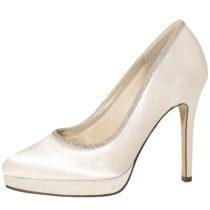 Elsa Coloured Shoes Rainbow Club Brautschuhe Tallulah Plateau-Pumps creme Damen Gr. 37