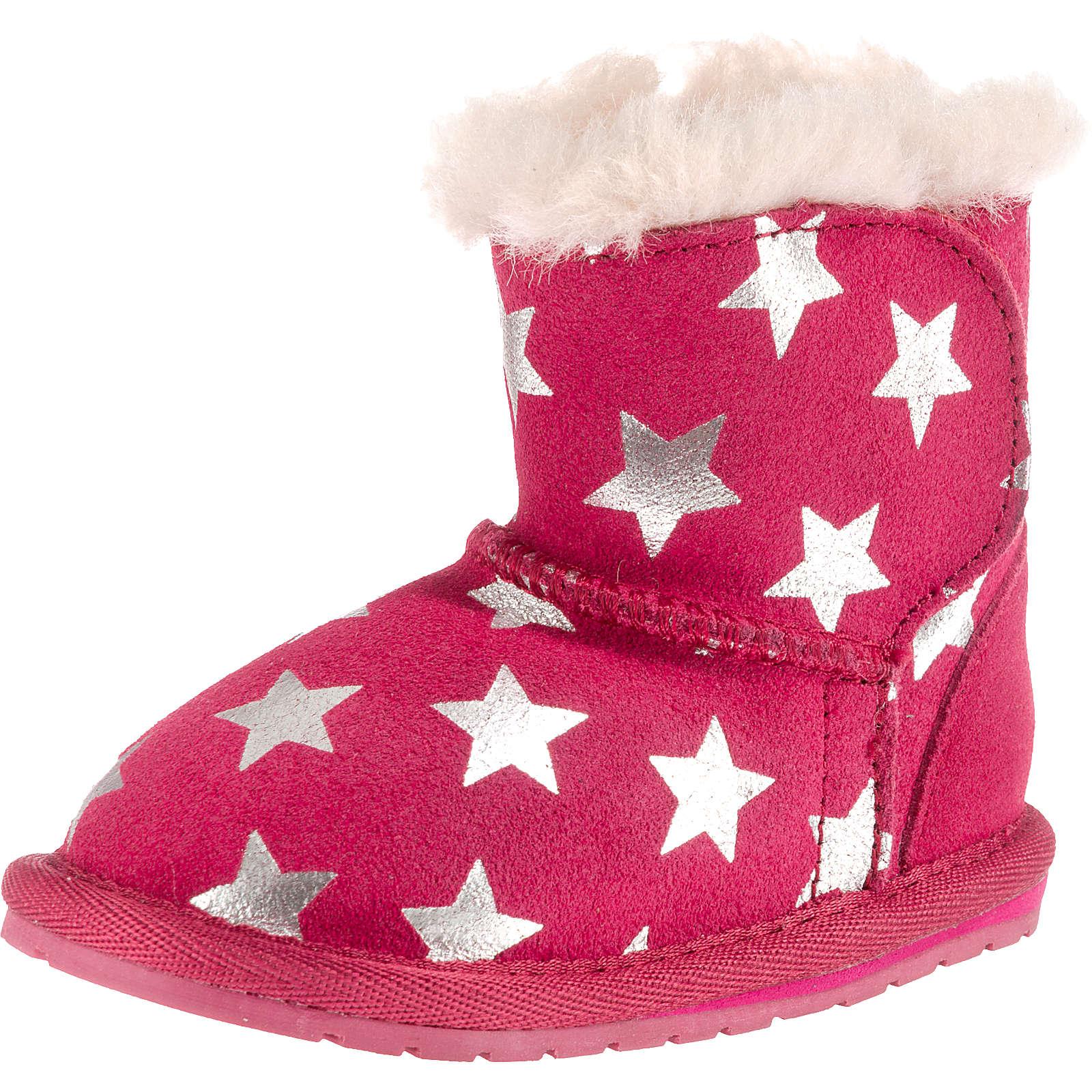 EMU Australia Baby Winterstiefel TODDLE STARRY NIGHT für Mädchen pink Mädchen Gr. 19