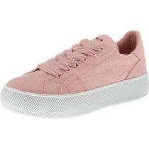ESPRIT Barbie LU Sneakers Low rosa Damen Gr. 36