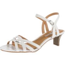 ESPRIT Birkin Sandal Klassische Sandaletten weiß Damen Gr. 36