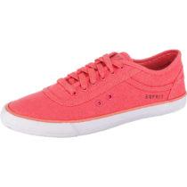 ESPRIT Miami Lace up Sneakers Low koralle Damen Gr. 36