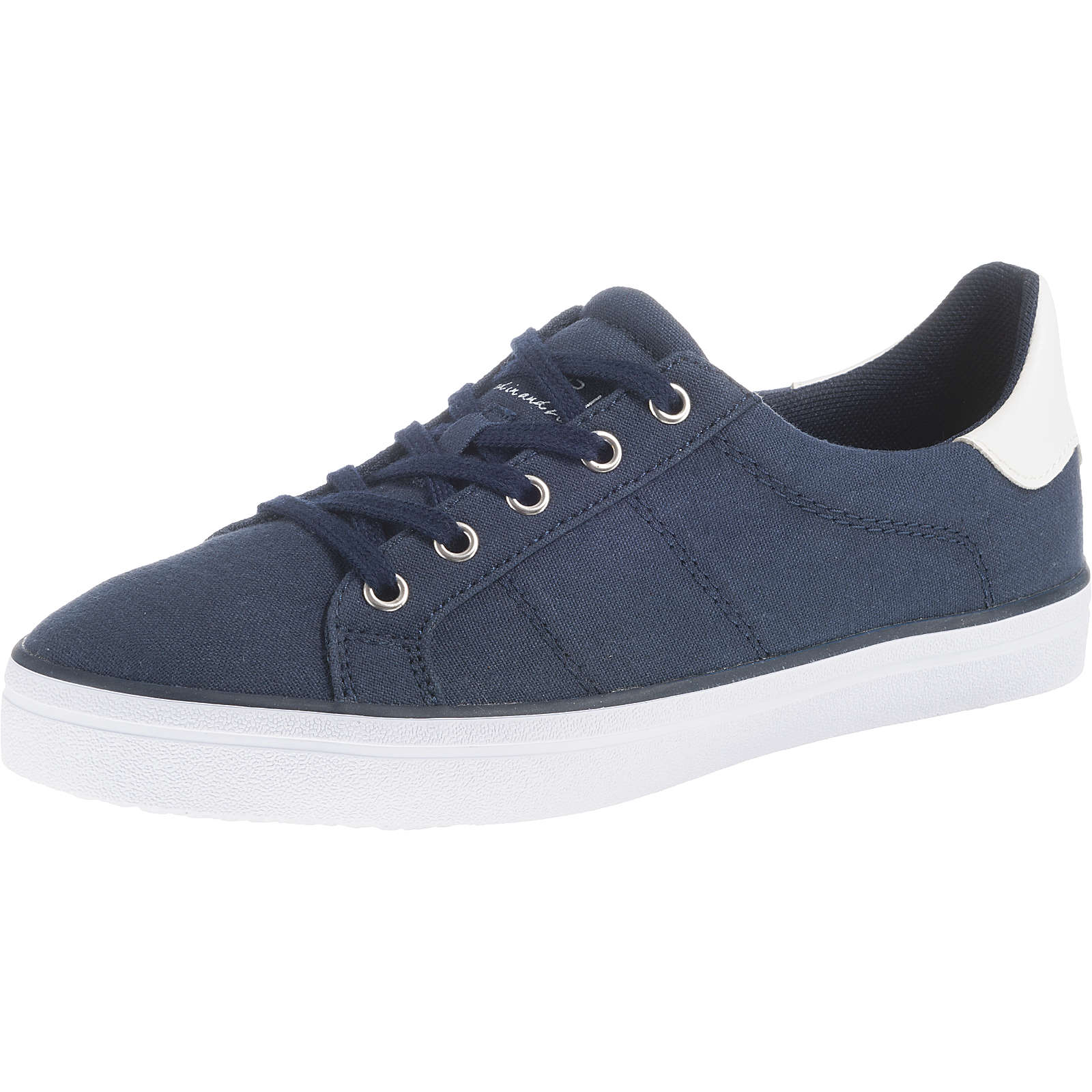 ESPRIT Mindy LU Sneakers Low dunkelblau Damen Gr. 36