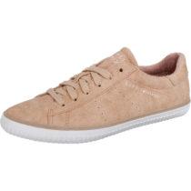 ESPRIT Riata Lace up Sneakers Low beige Damen Gr. 37