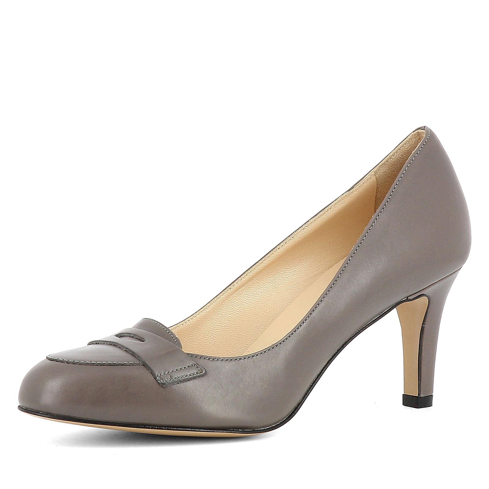 Evita Shoes BIANCA Loafer-Pumps grau Damen Gr. 36