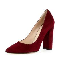 Evita Shoes Damen Pumps ALINA Klassische Pumps dunkelrot Damen Gr. 34