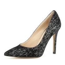 Evita Shoes Damen Pumps ALINA Klassische Pumps schwarz Damen Gr. 36