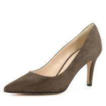 Evita Shoes Damen Pumps ARIA Klassische Pumps taupe Damen Gr. 34