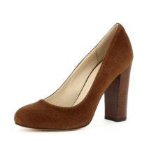 Evita Shoes Damen Pumps CRISTINA Klassische Pumps braun Damen Gr. 35