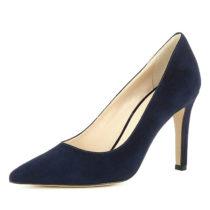 Evita Shoes Damen Pumps ILARIA Klassische Pumps dunkelblau Damen Gr. 35