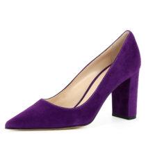Evita Shoes Damen Pumps JESSICA Klassische Pumps lila Damen Gr. 35