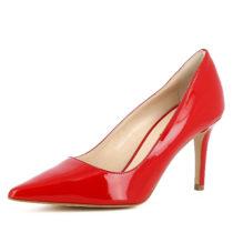 Evita Shoes Damen Pumps JESSICA Klassische Pumps rot Damen Gr. 35