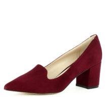Evita Shoes Damen Pumps ROMINA Klassische Pumps dunkelrot Damen Gr. 34