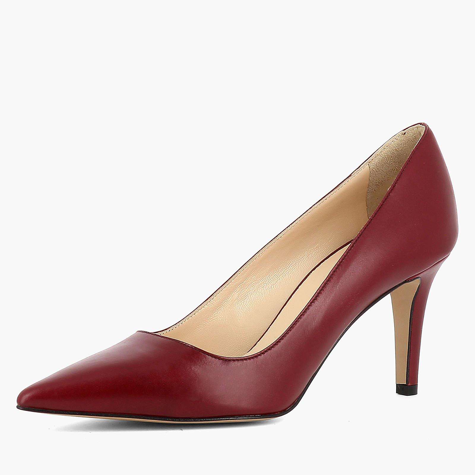 Evita Shoes JESSICA Klassische Pumps dunkelrot Damen Gr. 41