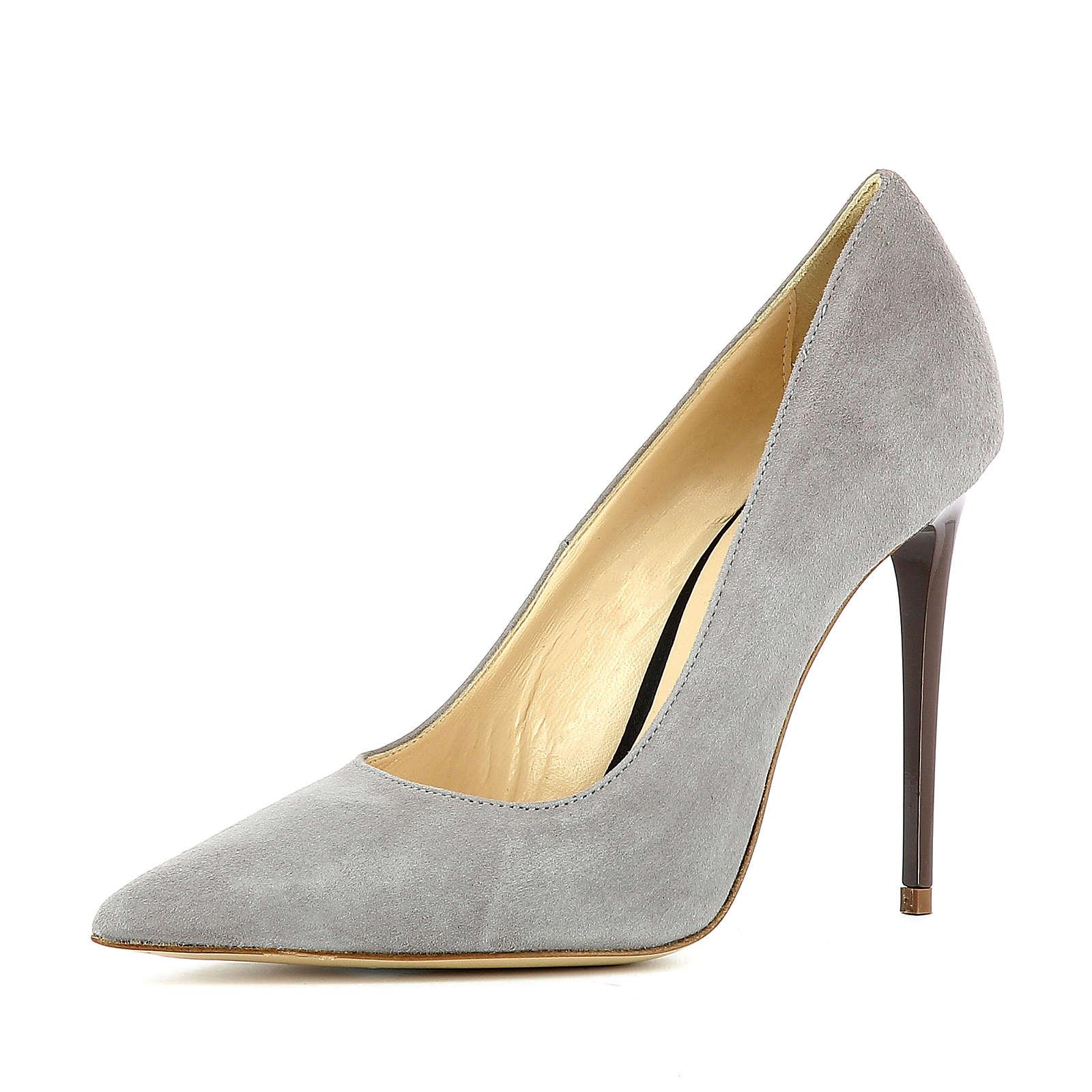 Evita Shoes Klassische Pumps DESIDERIA hellgrau Damen Gr. 36