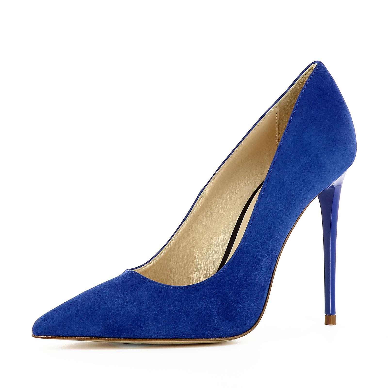 Evita Shoes Klassische Pumps DESIDERIA indigo Damen Gr. 35