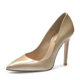 Evita Shoes Pumps beige Damen Gr. 42