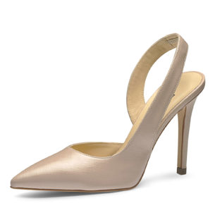 Evita Shoes Pumps beige Damen Gr. 42