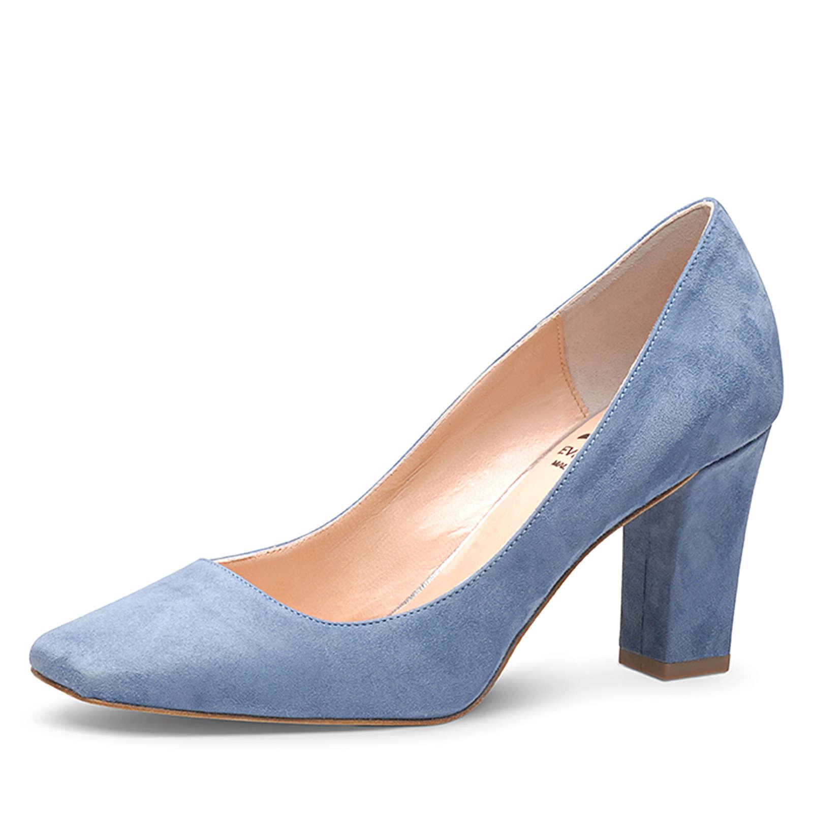 Evita Shoes Pumps blau Damen Gr. 39