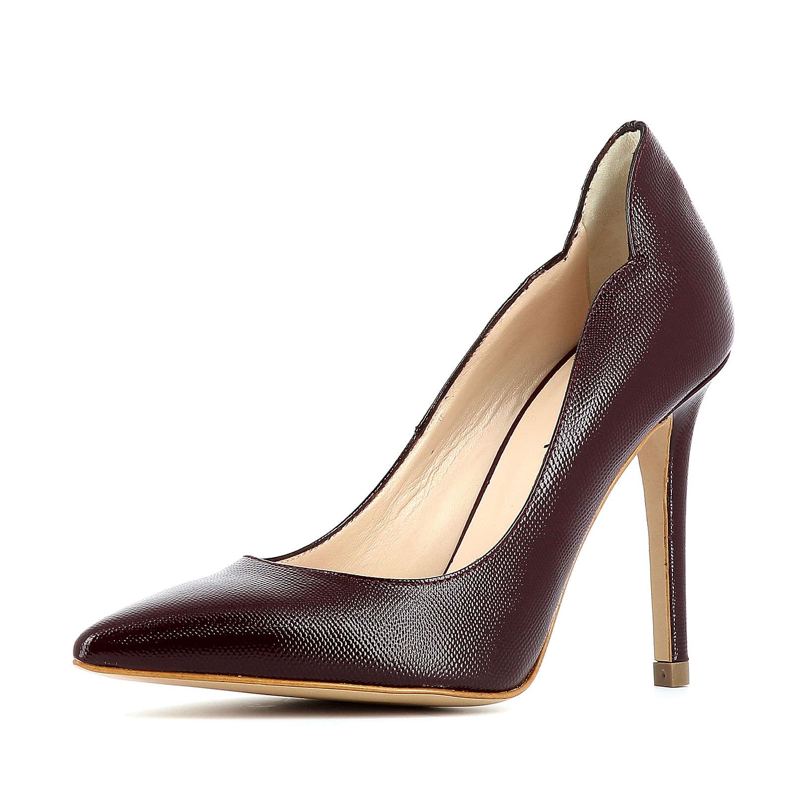 Evita Shoes Pumps bordeaux Damen Gr. 35