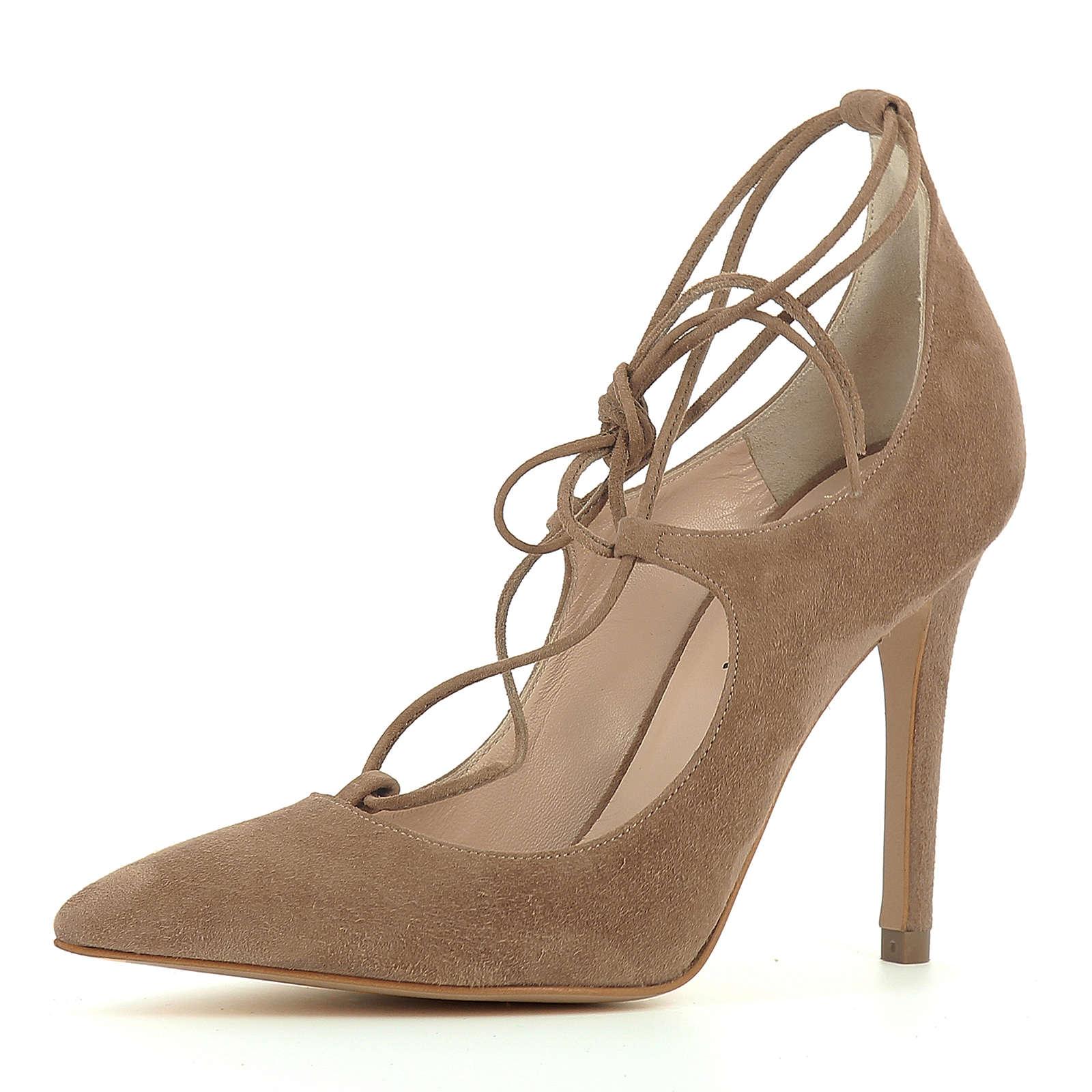 Evita Shoes Pumps braun Damen Gr. 38