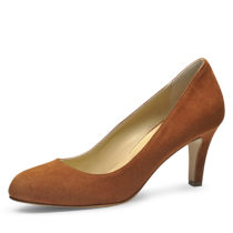 Evita Shoes Pumps cognac Damen Gr. 36