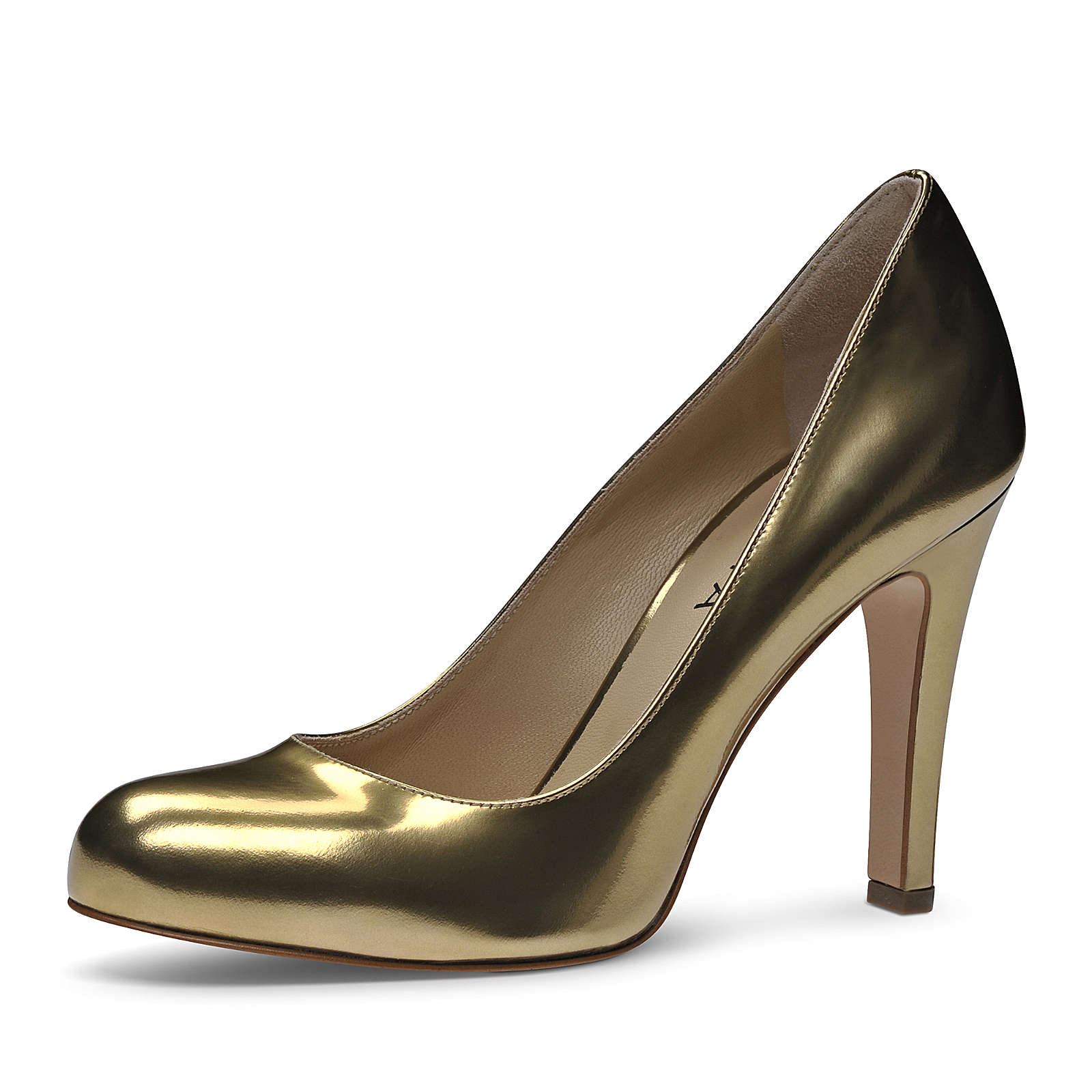 Evita Shoes Pumps gold Damen Gr. 37