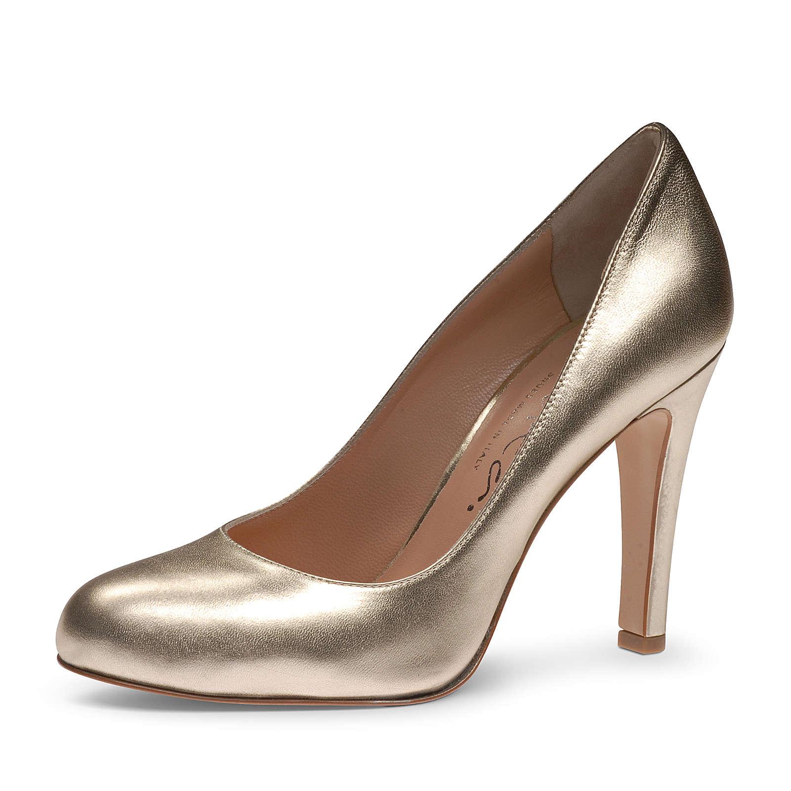 Evita Shoes Pumps gold Damen Gr. 34