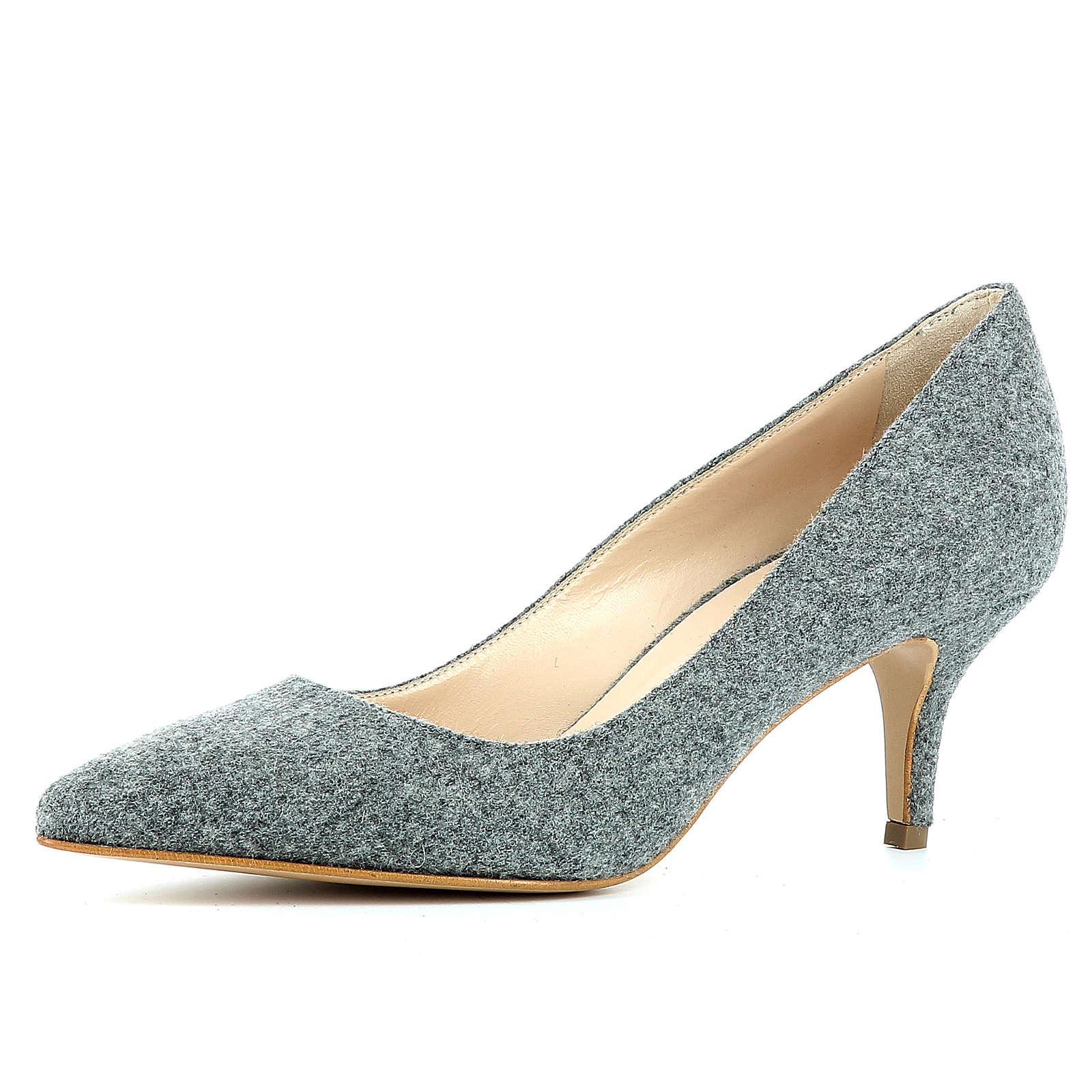Evita Shoes Pumps grau Damen Gr. 35