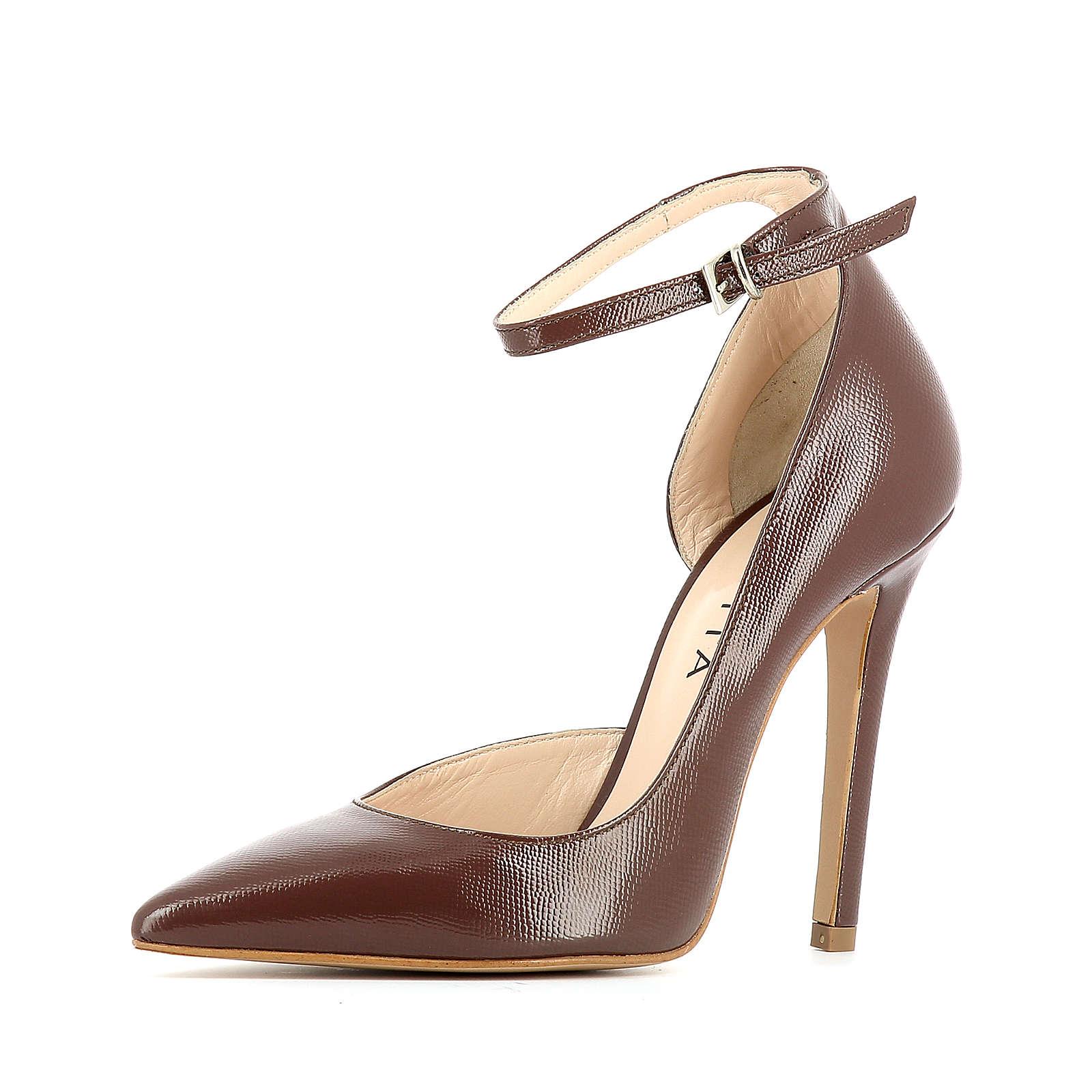 Evita Shoes Pumps khaki Damen Gr. 36