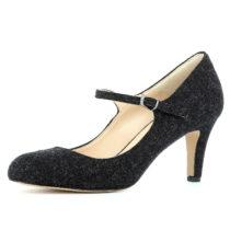 Evita Shoes Pumps schwarz Damen Gr. 37