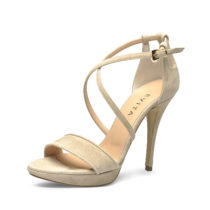 Evita Shoes Sandaletten beige Damen Gr. 41