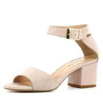 Evita Shoes Sandaletten rosa Damen Gr. 36