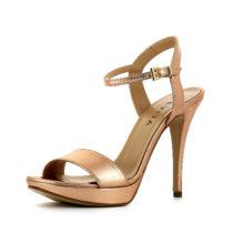 Evita Shoes Sandaletten rosegold Damen Gr. 42