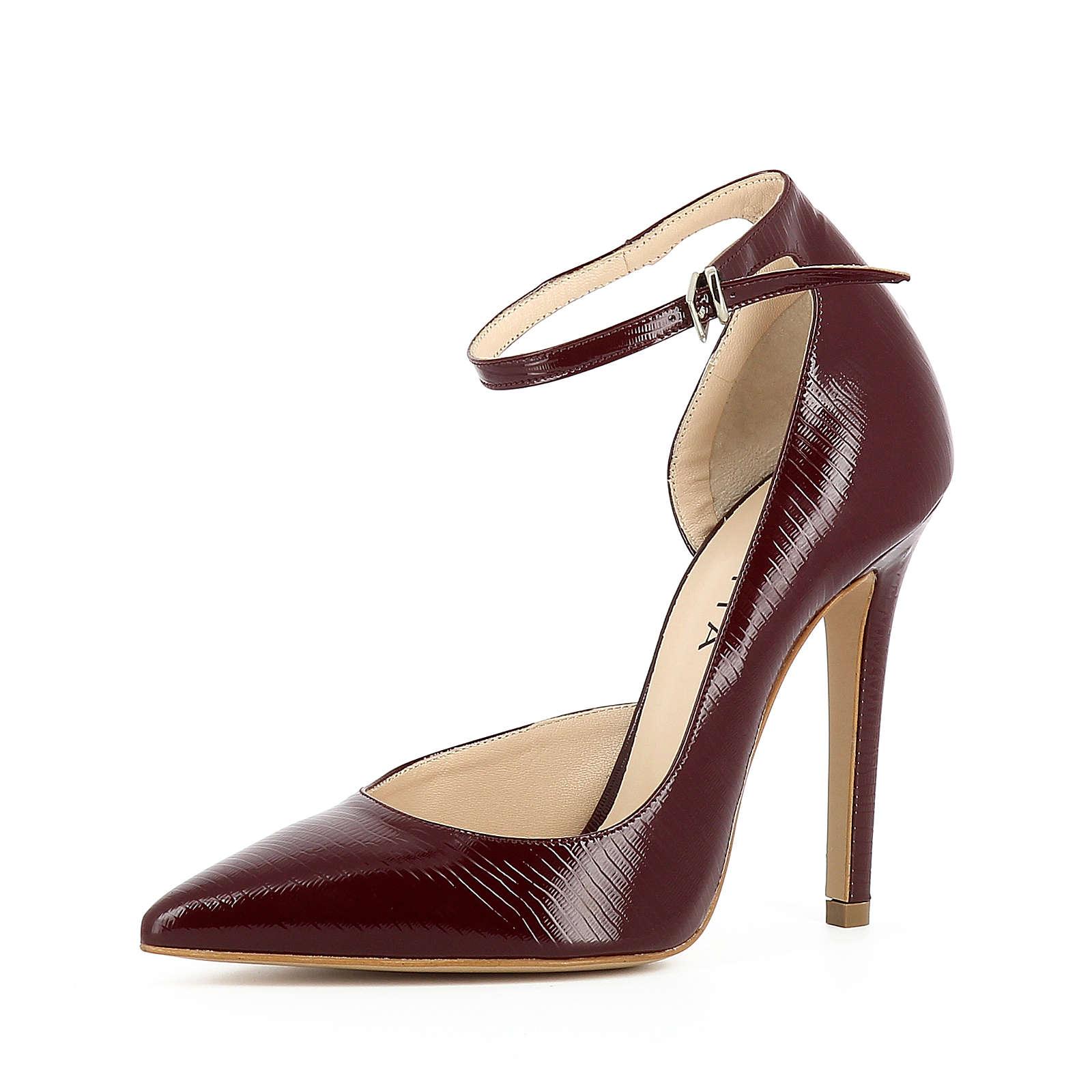 Evita Shoes Sling-Pumps LISA bordeaux Damen Gr. 42