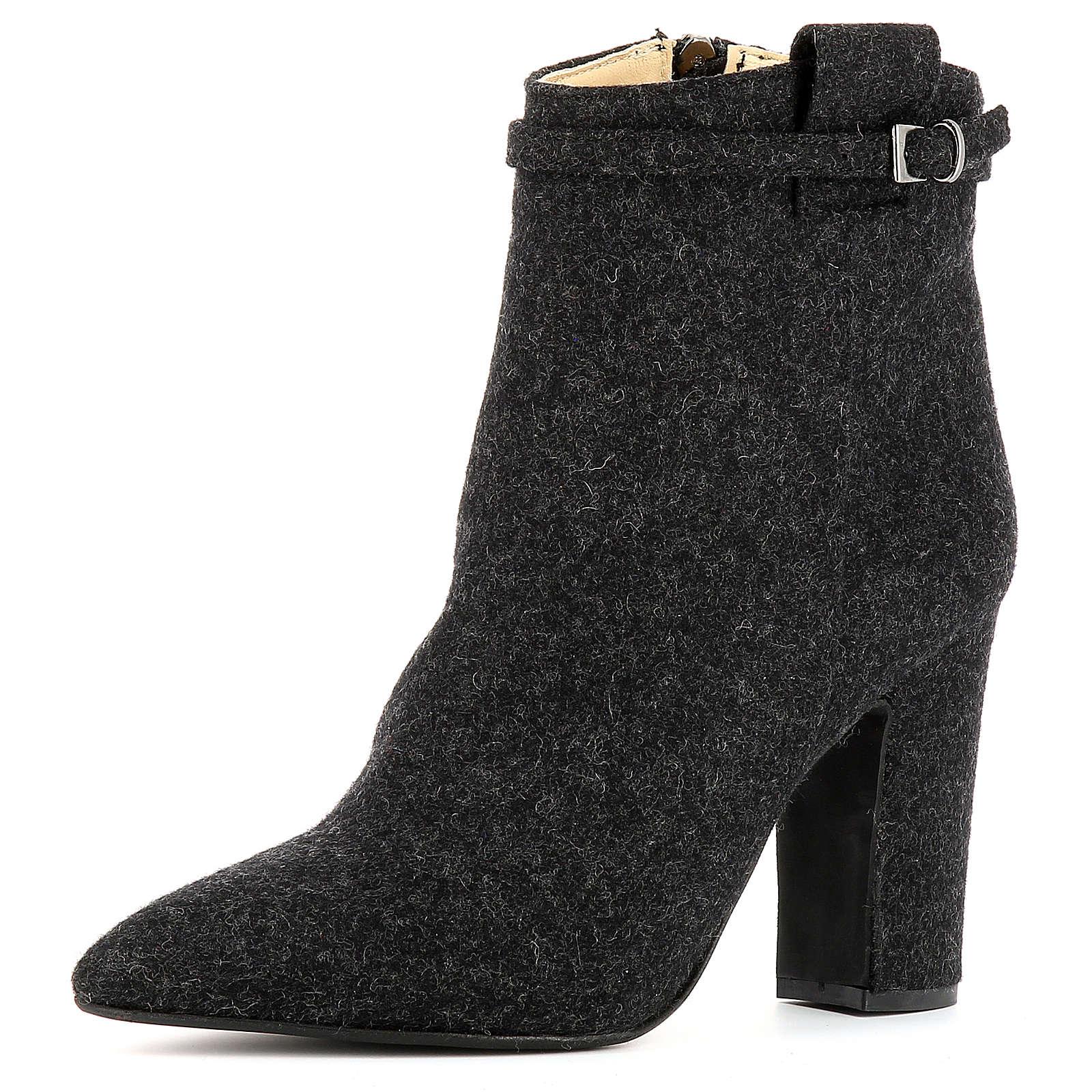 Evita Shoes Stiefeletten schwarz Damen Gr. 35