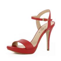 Evita Shoes VALERIA Klassische Sandaletten rot Damen Gr. 34