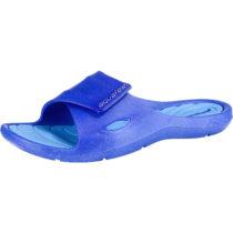 fashy Aquafeel Profi Pool Shoes Badelatschen blau-kombi Damen Gr. 35/36